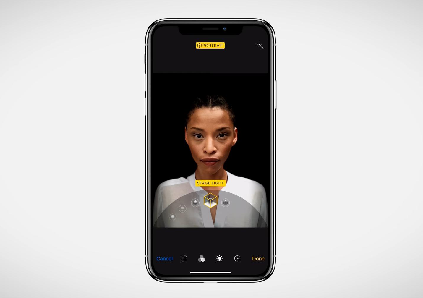 iPhone X人像光效虚假宣传?ASA:并没有