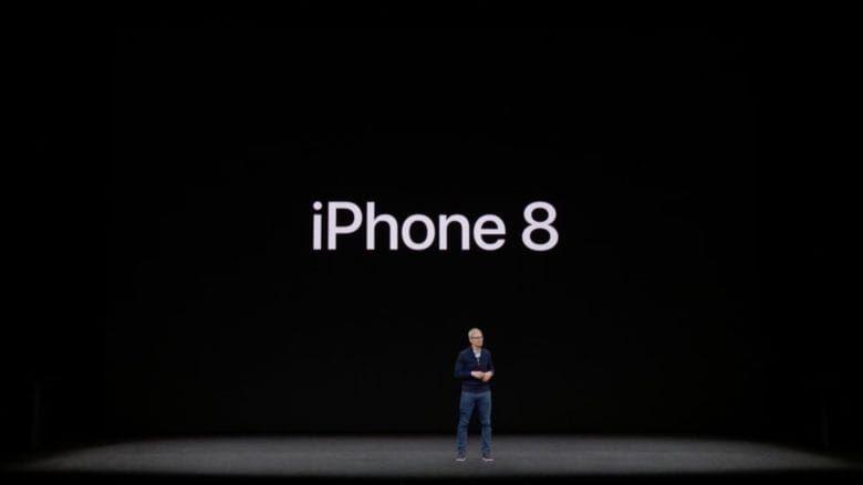 5月智能手机销量榜单:iPhone 8首次登顶