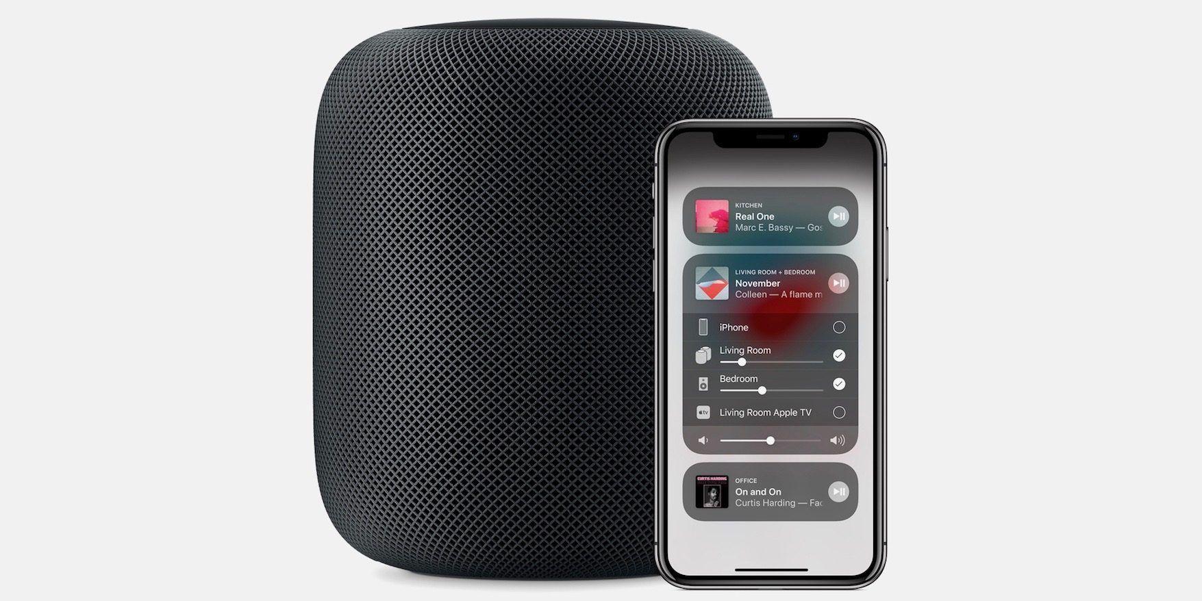 "HomePod现在还成不了智能音箱中的""iPhone"""