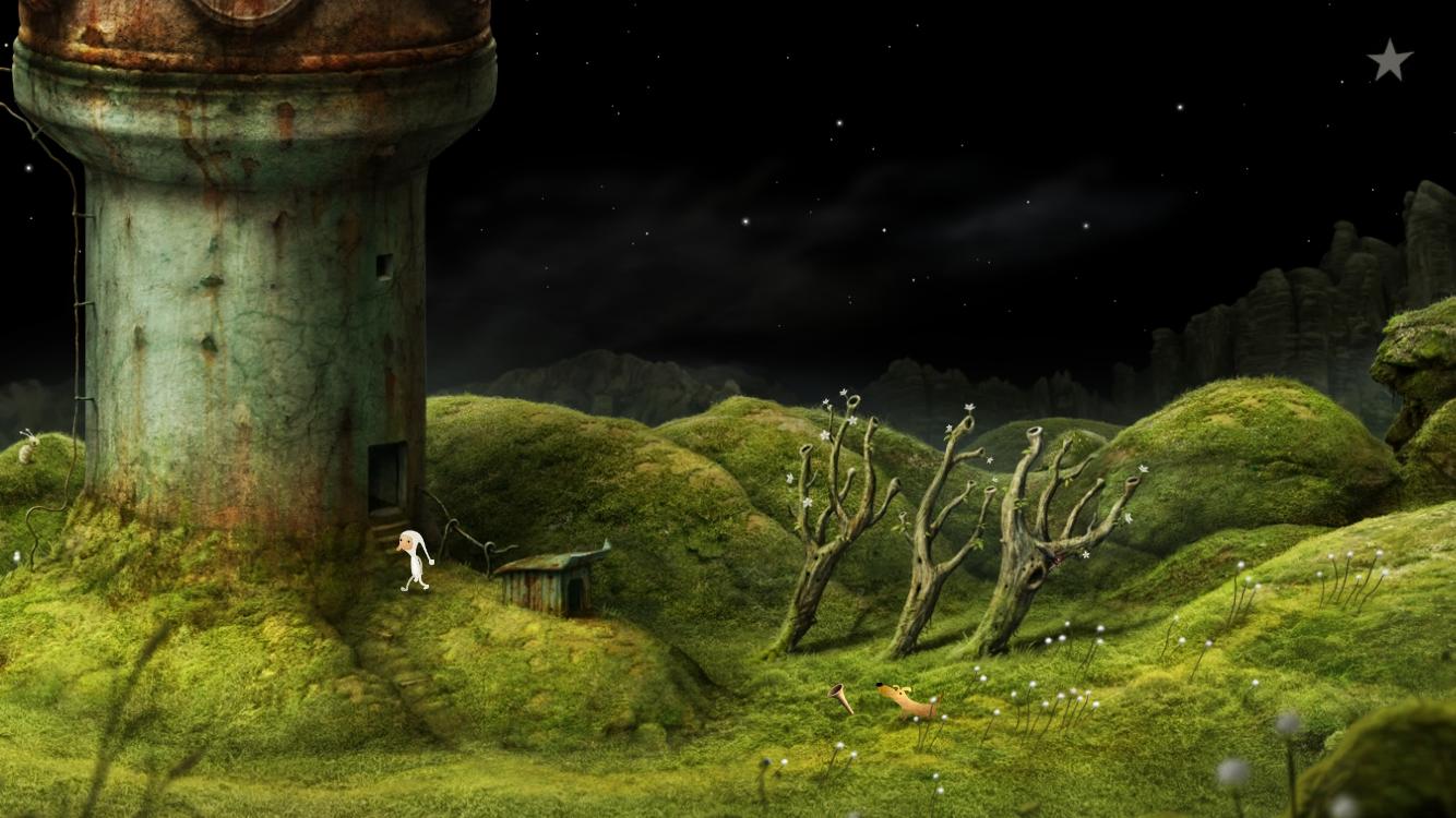 恐怕是我玩过最好玩的冒险解谜类游戏 《Samorost3》银河历险记3手游试玩