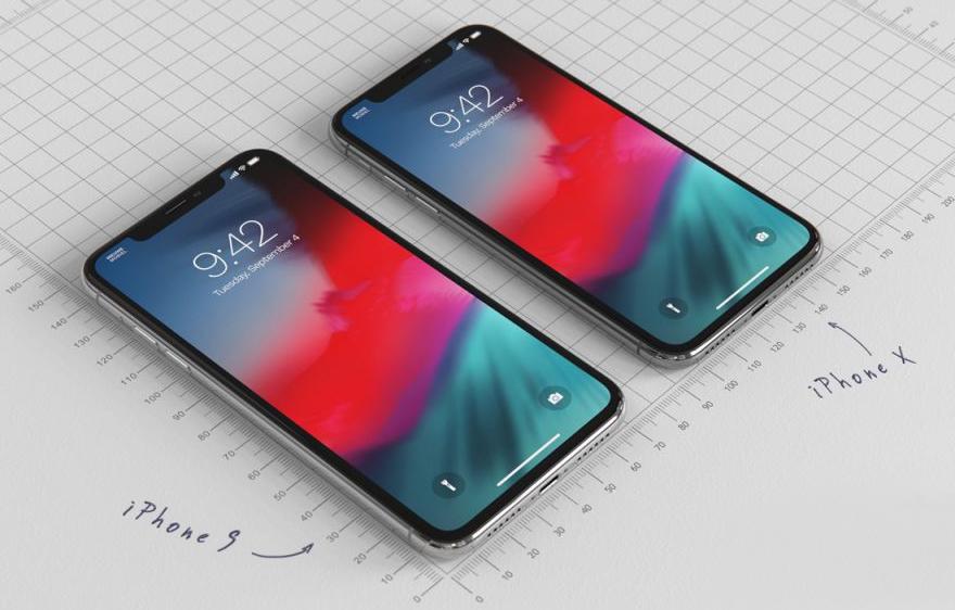 新6.1英寸LCD iPhone下巴超窄 仅2.0mm