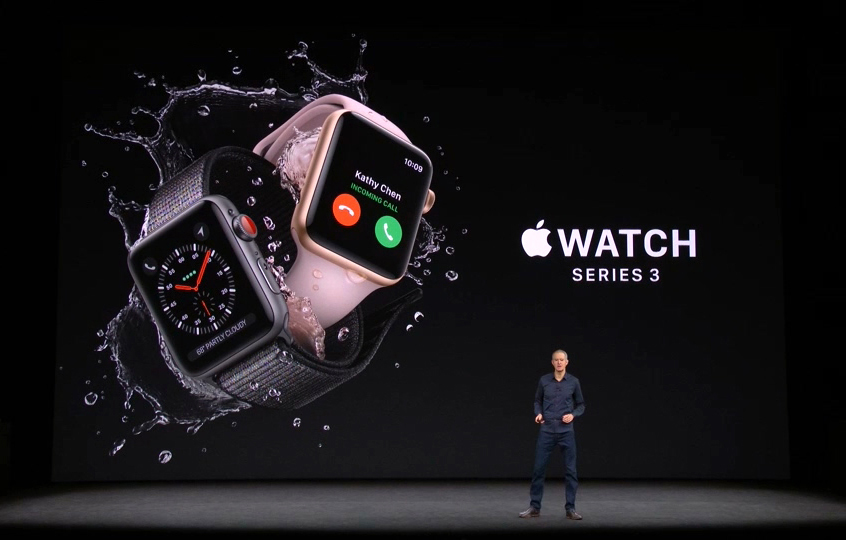 苹果Apple Watch助LG OELD达到另一高峰