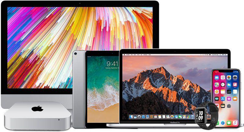 苹果2018下半年全线更新:基本上就这些了