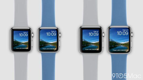 苹果11英寸iPad Pro和新手表渲染图放出