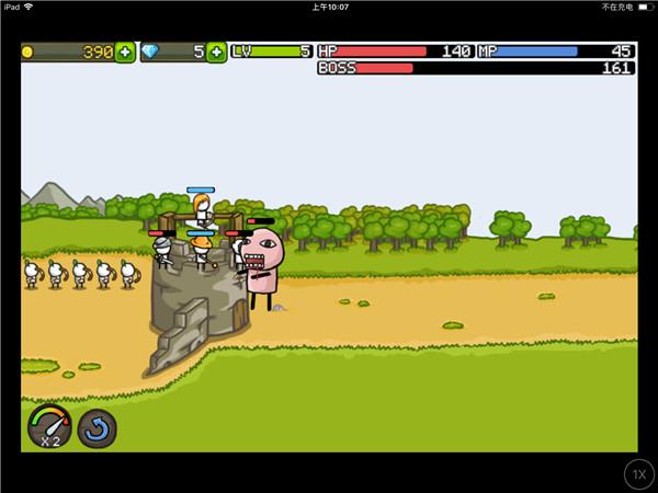 带着雅典娜和宙斯打天下?《成长城堡》这游戏有毒!