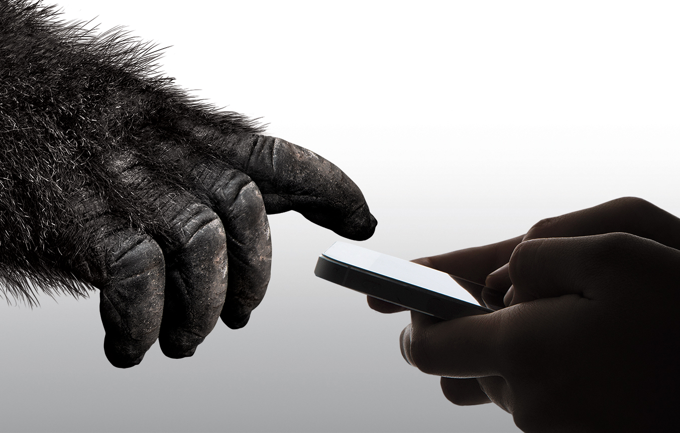 苹果iPhone御用 康宁第六代大猩猩玻璃发布