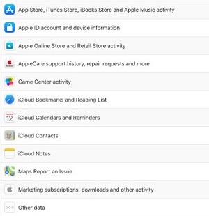 iPhone X 到底会将哪些隐私数据储存在苹果服务器?
