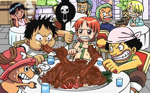80%!拥有生之年底于能看到《海贼王》漫画完一齐了!