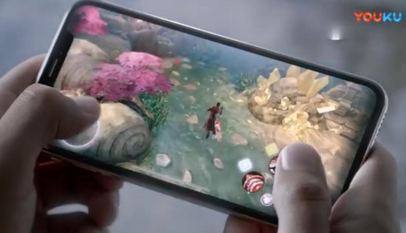 iPhone X新广告满满中国风