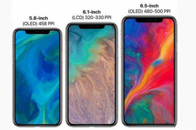 2018款iPhone调查:6.5寸版本最吃香