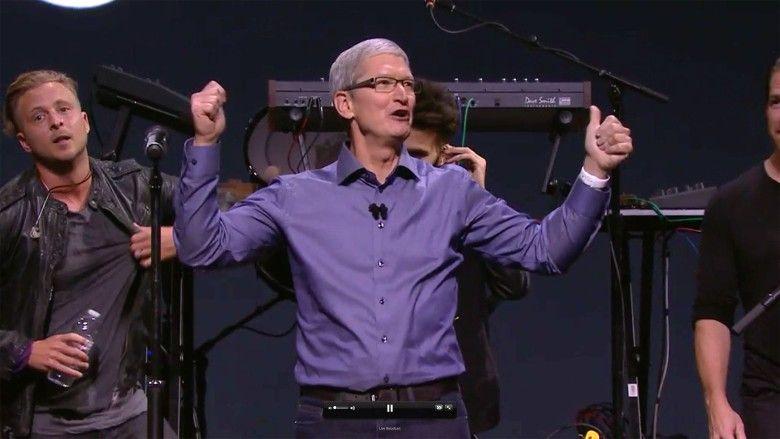 蒂姆·库克: 我们做 Apple Music 不是为了钱