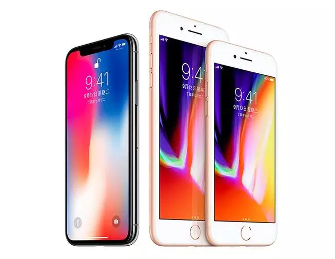 iOS 设备性能排行榜:iPhone X  仅能排列第 4