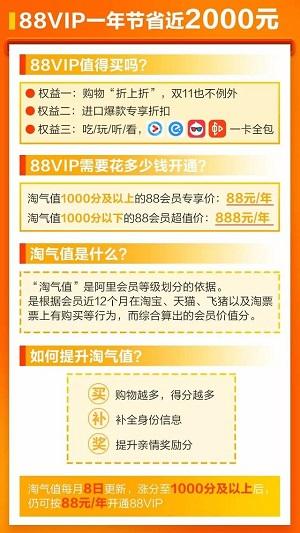 iPhone X 如何开通阿里 88 会员 | 88VIP 服务值不值得买?