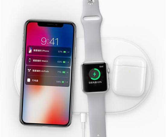 苹果三款新iPhone有望全部支持无线充电