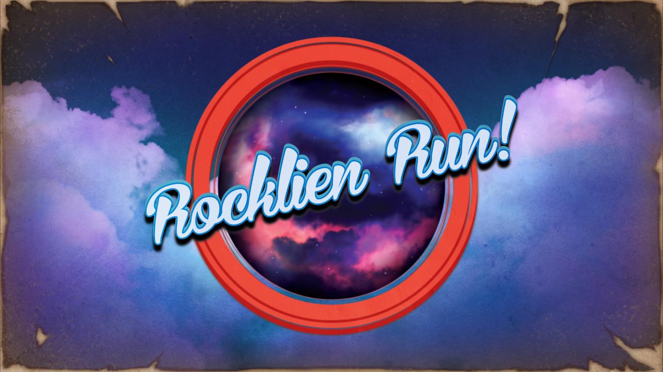 史上最难敏捷游戏 Rocklien Run试玩