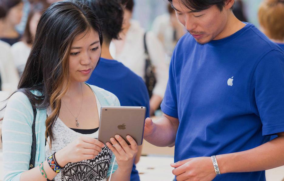 5年之内 苹果Apple Store全球或增至600家