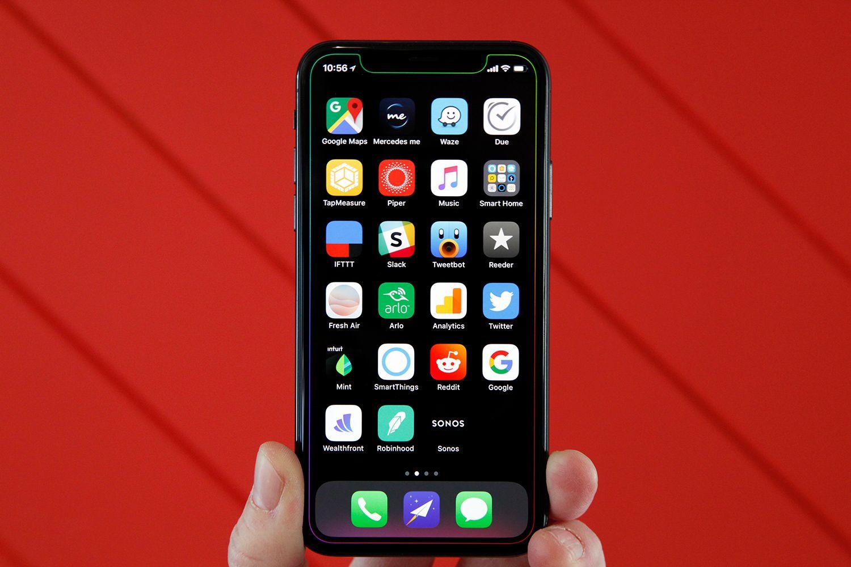 苹果已找到全屏iPhone使用Touch ID的方法