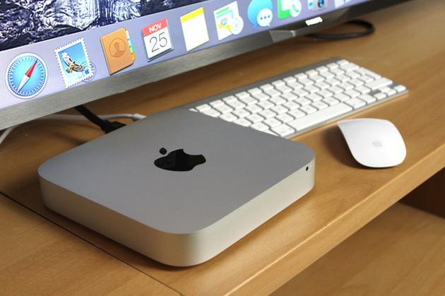苹果Mac mini即将更新:定位专业用户 性能猛增