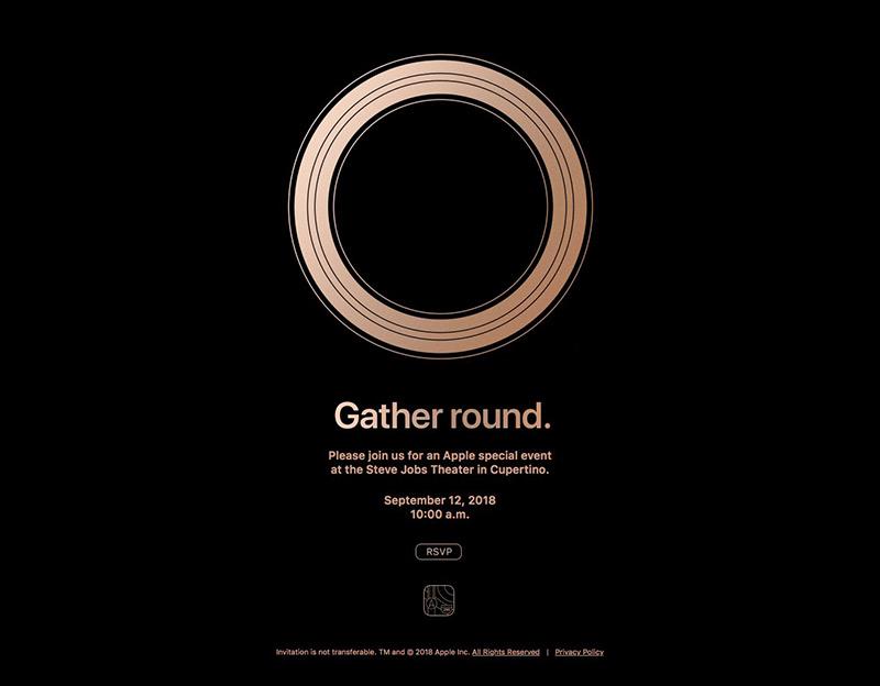 iPhoneXS什么时候上市,多少钱?