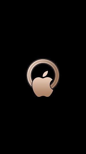 28 张个性十足的苹果 Logo 壁纸 | 附送 iPhone Xs 官方渲染图壁纸