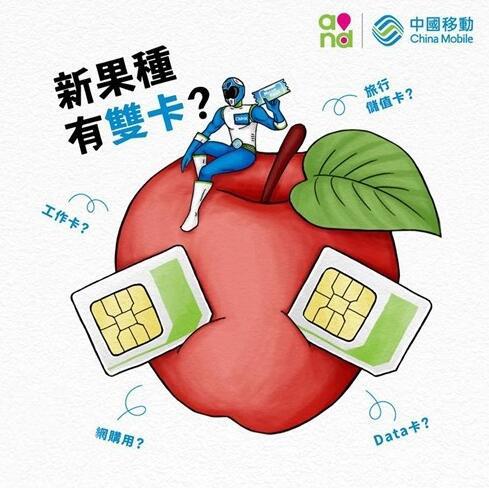 国内运营商已确认:苹果iPhone Xs等新机支持双卡全网通
