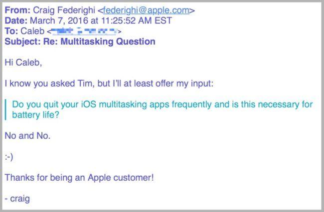 让 iOS 之父告诉你 | iPhone 到底需不需要清理后台 app?