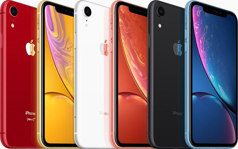 新iPhone今年出货超8500万台,iPhone XR占一半以上