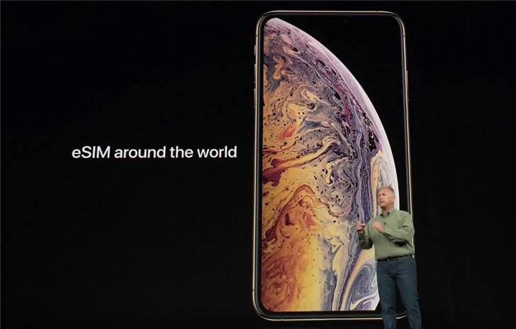 苹果iPhone支持e-SIM或将改变世界,引起e-SIM热潮
