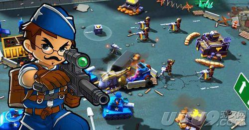 《迷你枪》:在3v3战场上施展你的谋略!