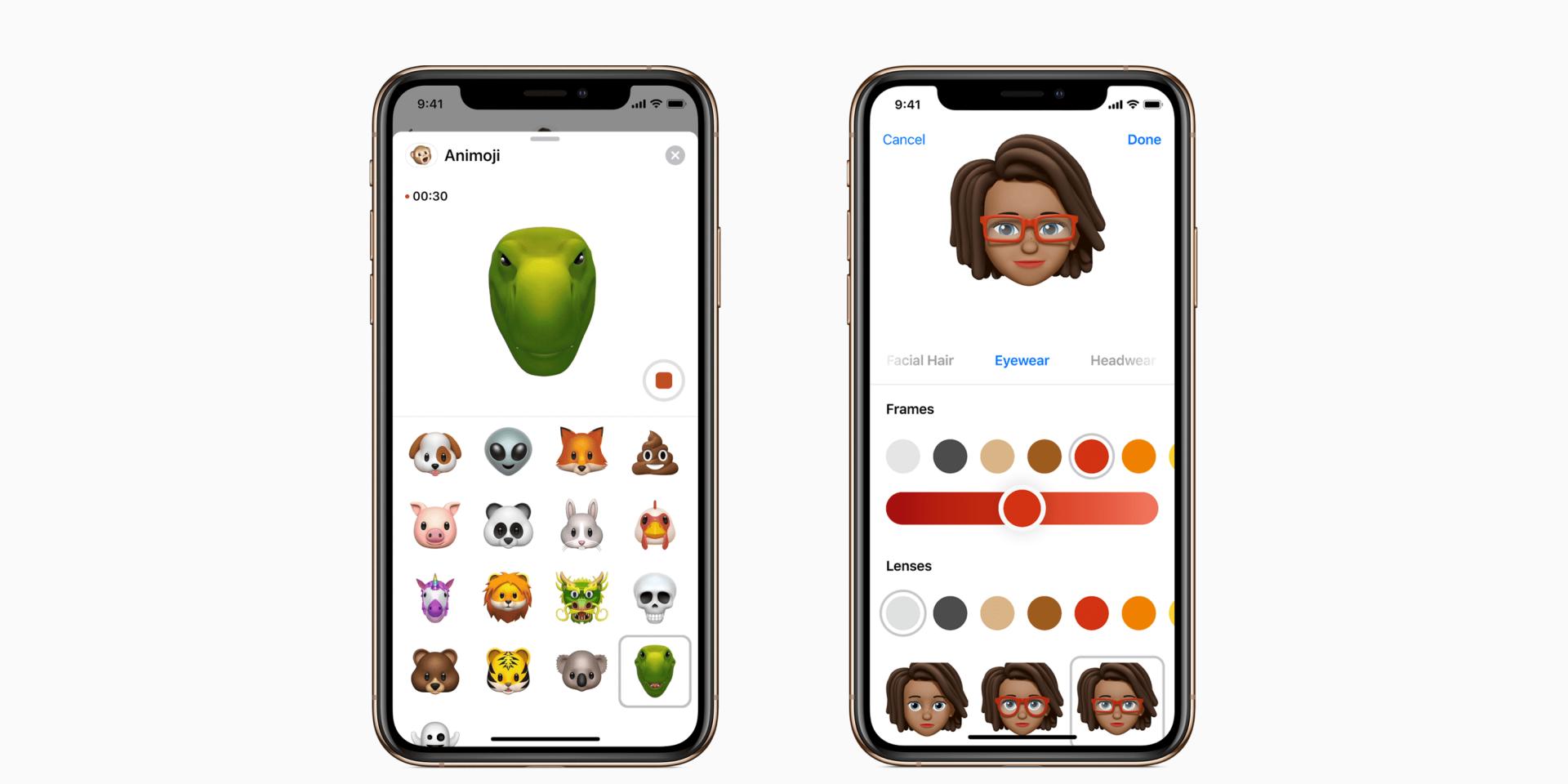 iOS 12.1新发现:Memoji将支持iCloud同步