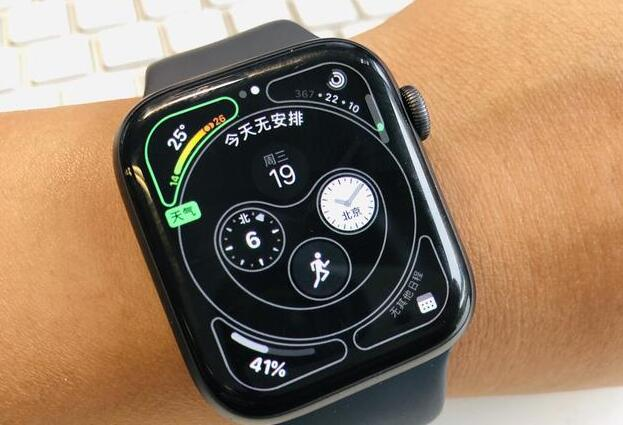 Apple Watch Series 4评测报告:除了表带,其它全变了