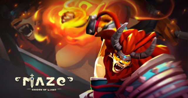 全新动作RPG《MAZE:光之影》现已全球同步上线