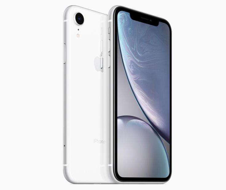 iPhone XR在中国有竞争力,将占新iPhone订单的50%