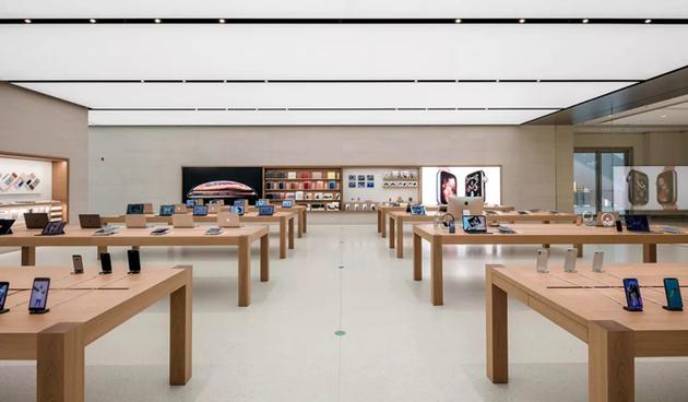 苏州首家Apple Store:iPhone XS开售当天(本周五)开幕
