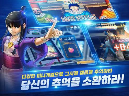卡普空宇宙初见雏形 这款韩国手游不一般!