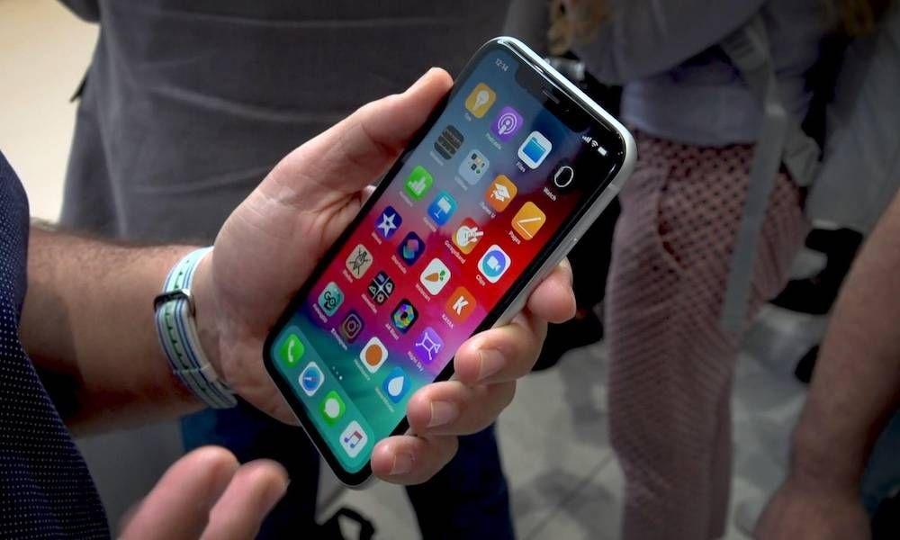 iPhone XR的像素密度跟iPhone 4一样:影响并不大