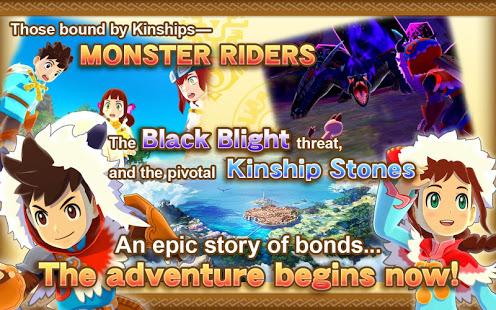 《怪物猎人物语》在欧美地区上架iOS及安卓平台