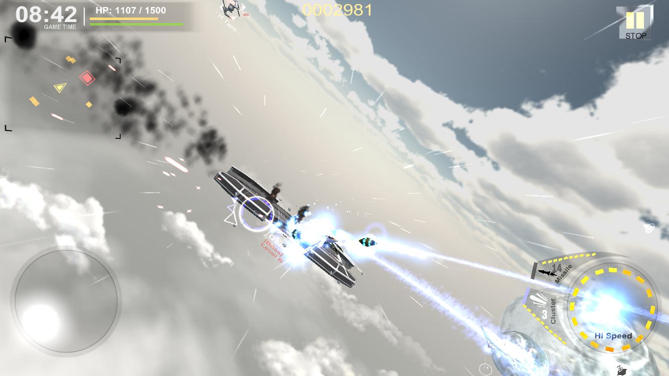 燃烧吧cpu 第二世界:空战手游试玩