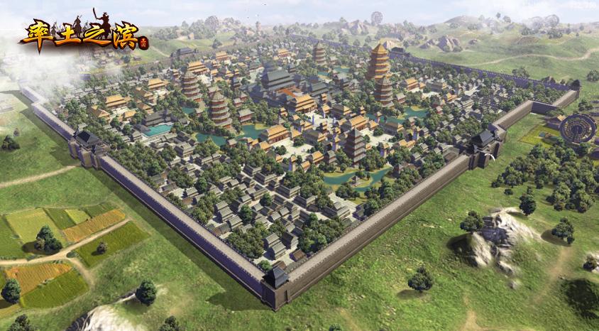 《率土之滨》年度版本首曝 打造全新3D沙盘大世界