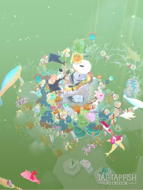 你的手机能养金鱼吗?我的可以!《深海水族馆》了解一下!