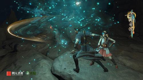 全即时战斗模式的《古剑奇谭三》即将在11月23日上市