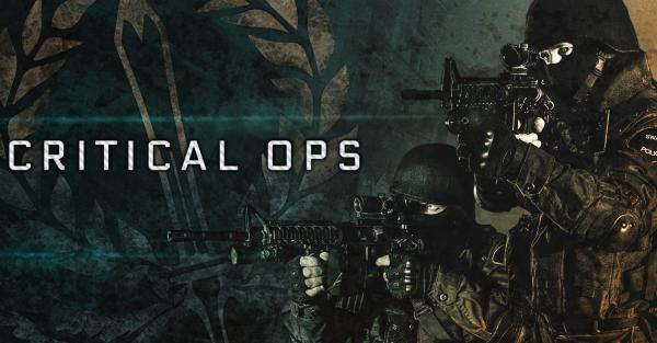 FPS手游 《Critical Ops:关键行动》情报曝光