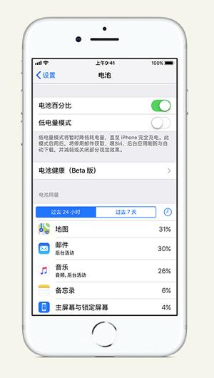购买 iPhone XS/XS Max 后,如何保养电池延长使用寿命?