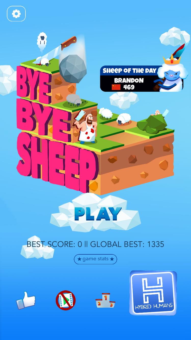 吃个草怎么就辣么难 bye bye sheep逃吧绵羊手游试玩