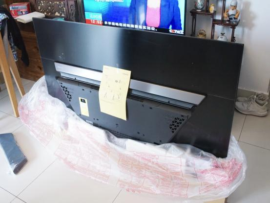 买了!买了!索尼电视A9F开箱,玩游戏、看电影嗨翻天