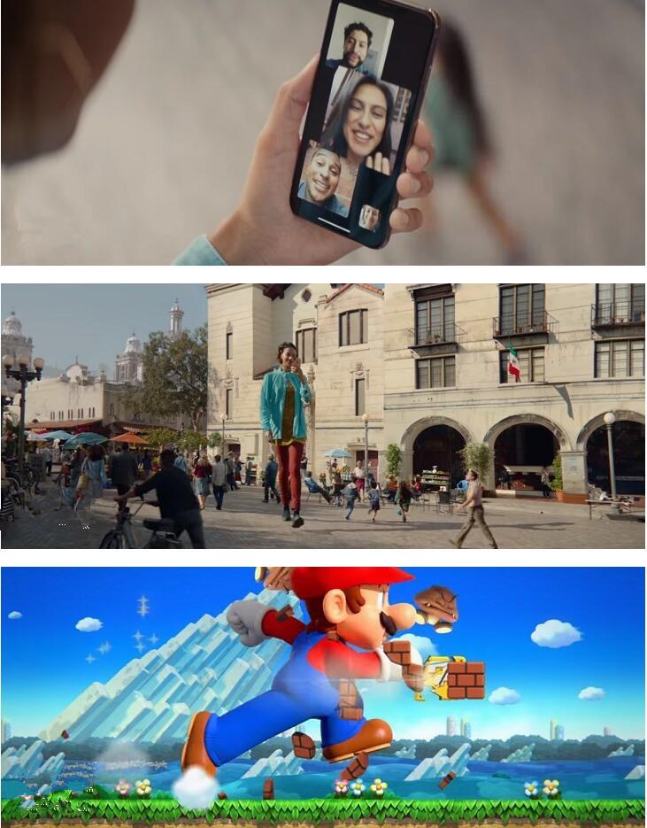苹果发布iPhone XS Max新广告