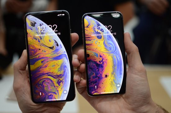 iPhone XS Max信号强度测试: 这表现比不上千元机?