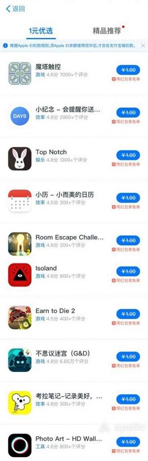 薅羊毛计划 | 如何领取支付宝 App Store 免单券?