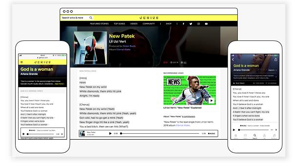 Apple Music 与歌词数据库 Genius 达成合作