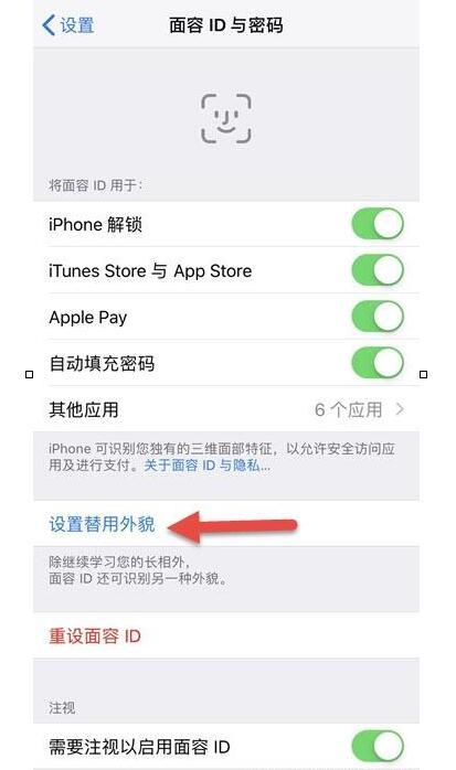 为什么设置了面容ID,仍然需要输入密码解锁iPhone?